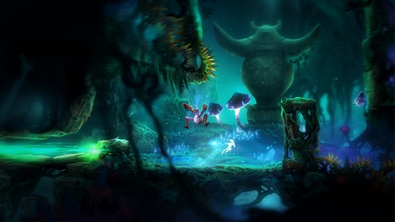 Ori and the Blind Forest Definitive Edition (ключ для ПК)