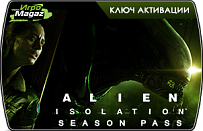 Aliens Isolation Season Pass