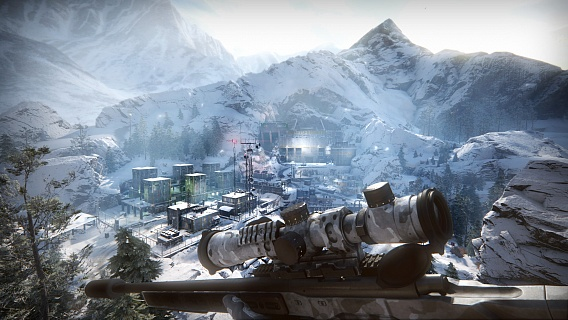 Sniper Ghost Warrior Contracts (ключ для ПК)