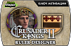 Crusader Kings II – Ruler Designer (ключ для ПК)