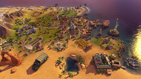 Sid Meier's Civilization VI – Rise and Fall