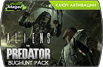 Aliens vs Predator: Bughunt Pack
