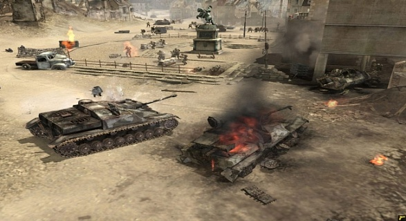 Company of Heroes 1 – Tales of Valor