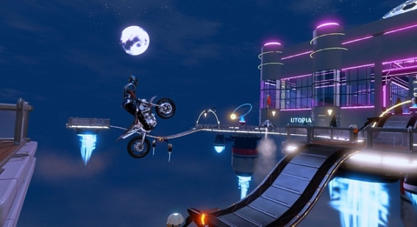 Trials Fusion Empire of the Sky