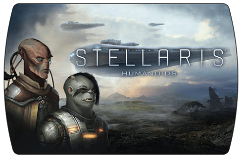 Stellaris – Humanoid Species Pack (ключ для ПК)
