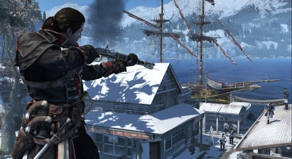 Assassin's Creed Rogue – Resources Pack