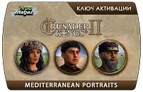 Crusader Kings II: Mediterranean Portraits
