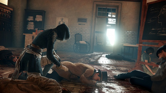 Купить Assassin's Creed Syndicate - Jack The Ripper