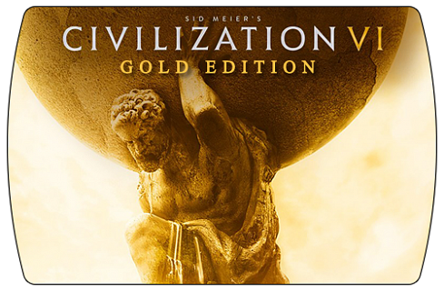 Sid Meier's Civilization 6 Gold Edition (ключ для ПК)