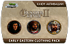 Crusader Kings II – Early Eastern Clothing Pack