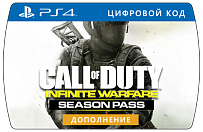 Call of Duty Infinite Warfare Season Pass (PS4, цифровой ключ)