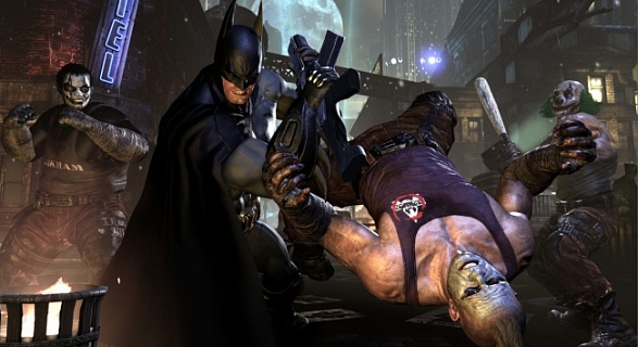 Batman Arkham City Game of the Year Edition (ключ для ПК)