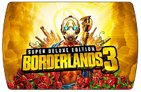 Borderlands 3 Super Deluxe Edition (ключ для ПК)