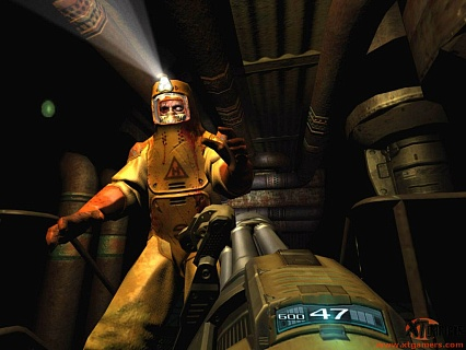 Doom 3 – Resurrection of Evil