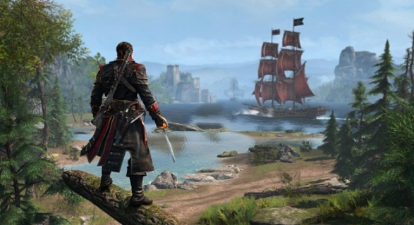 Assassin's Creed Rogue Deluxe Edition