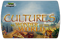 Cultures 8th Wonder of the World (ключ для ПК)