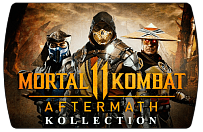 Mortal Kombat 11 Aftermath Kollection (ключ для ПК)