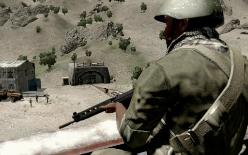 Arma 2 Operation Arrowhead (ключ для ПК)