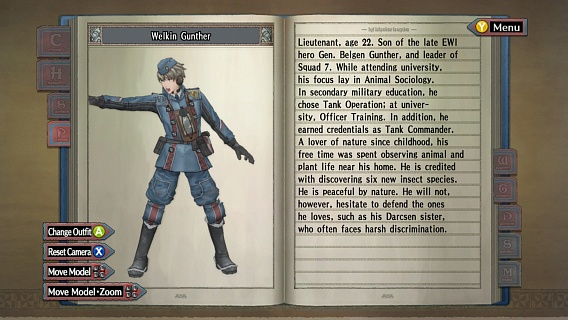 Valkyria Chronicles (ключ для ПК)