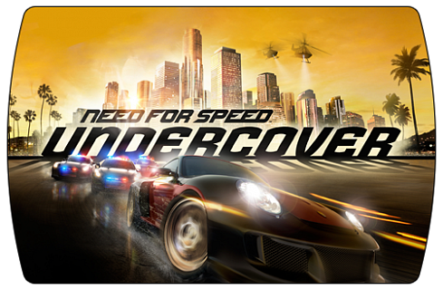 Need for Speed Undercover (ключ для ПК)