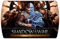 Middle-earth Shadow of War Gold Edition