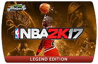 NBA 2K17 Legend Edition