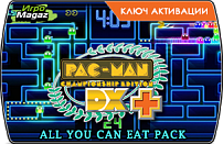 Pac Man: Championship Edition DX + All you can eat pack