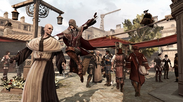 Купить Assassin's Creed Brotherhood