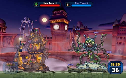 Worms Reloaded – The Pre-order Forts and Hats DLC Pack