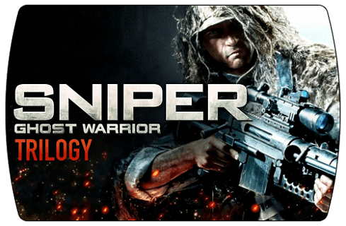 Sniper Ghost Warrior Trilogy (ключ для ПК)