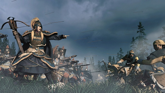 Total War Three Kingdoms – Mandate of Heaven (ключ для ПК)