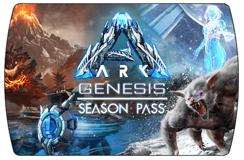 ARK Genesis Season Pass (ключ для ПК)
