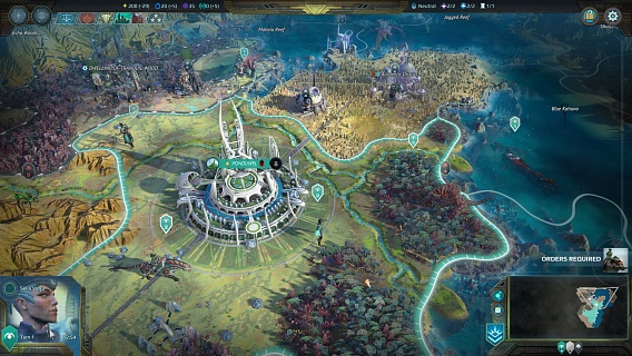 Age of Wonders Planetfall Premium Edition (ключ для ПК)