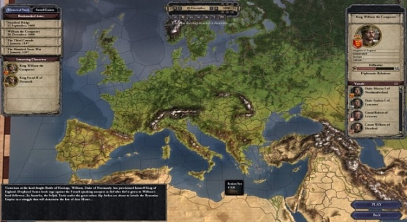 Crusader Kings II – Mongol Faces