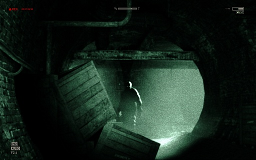 Outlast + Whistleblower (ключ для ПК)