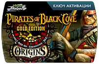 Pirates of Black Cove Origins (ключ для ПК)