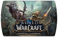 World of Warcraft Battle for Azeroth (RU)