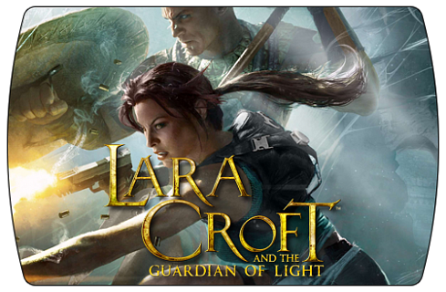 Lara Croft and the Guardian of Light (ключ для ПК)