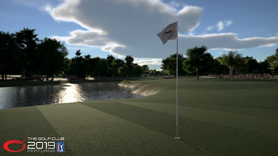The Golf Club 2019 featuring the PGA TOUR (ключ для ПК)