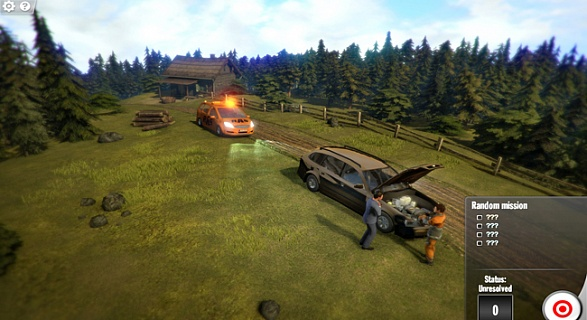 Roadside Assistance Simulator (ключ для ПК)