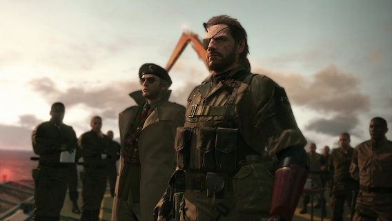 Metal Gear Solid V Definitive Experience (ключ для ПК)