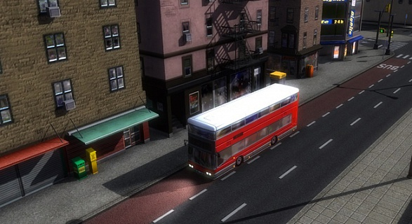 Cities in Motion 2 – Bus Mania