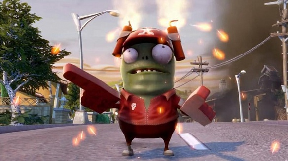 Купить Plants vs. Zombies Garden Warfare