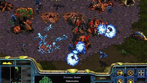 Купить StarCraft + StarCraft: Brood War