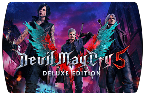 Devil May Cry 5 Deluxe Edition (ключ для ПК)