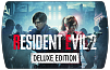 Resident Evil 2 Remake Deluxe Edition (ключ для ПК)