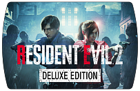 Resident Evil 2 Remake Deluxe Edition