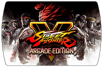 Street Fighter 5 Arcade Edition