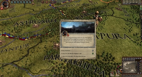 Crusader Kings II – Rajas of India