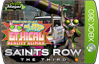Saints Row: The Third Genki Pack для Xbox 360